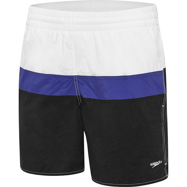 Mens Split Logo Watershort