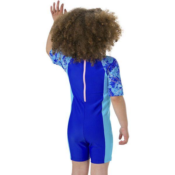 TODDLER GIRLS DISNEY FROZEN ALL IN 1, BEAUTIFUL BLUE/TURQUOISE/PNKSP, hi-res