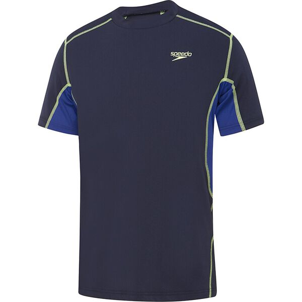 Mens Tech Short Sleeve Sun Top
