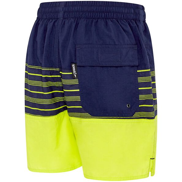 BOYS CLASSIC PANEL  WATERSHORT, Speedo Navy/Timeless/Mojito, hi-res