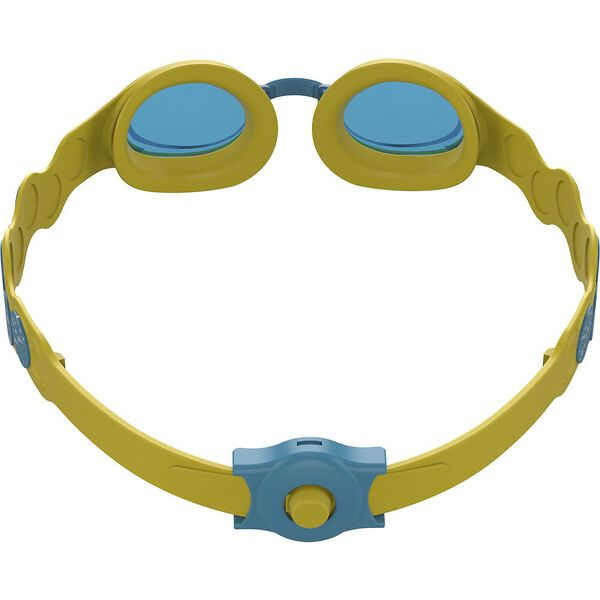 Infant Spot Goggle, Yellow/Turquoise, hi-res