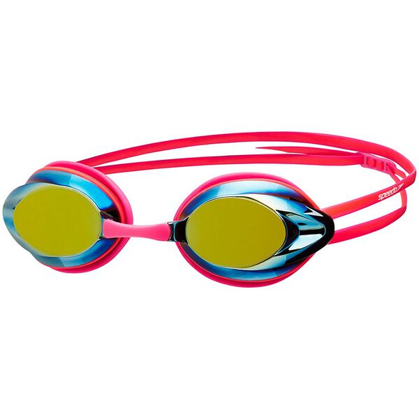 JUNIOR OPAL MIRROR GOGGLE, ORANGE/PINK, hi-res