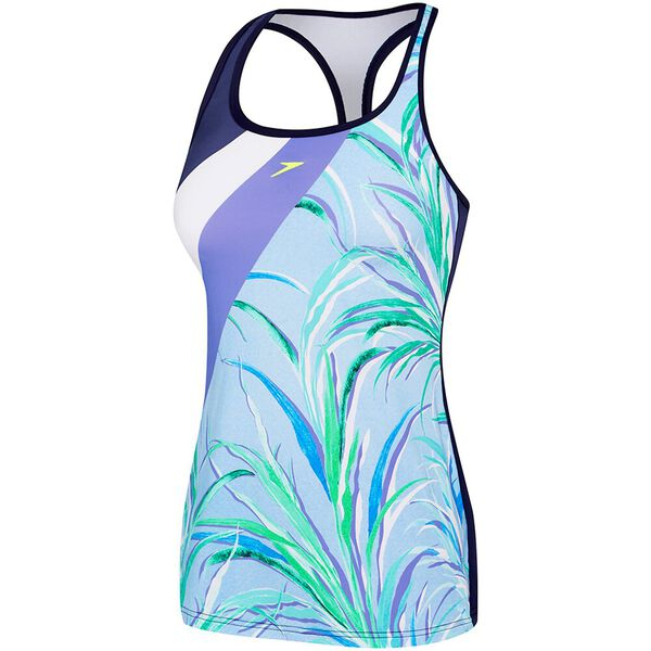 WOMENS SPEEDO ECO FABRIC AGILE TANK