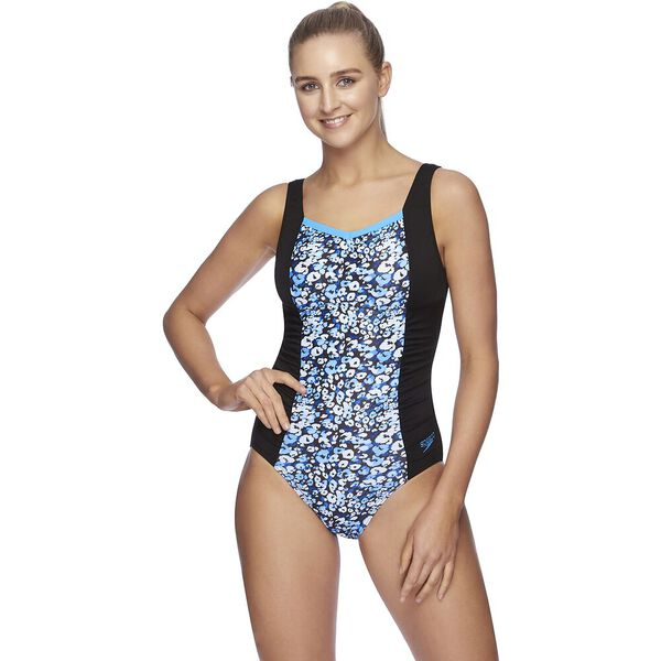 Womens Contour Scoopback One Piece