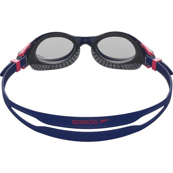Futura Biofuse Flexiseal Triathlon Goggle, Navy/Phoenix Red/Charcoal, hi-res