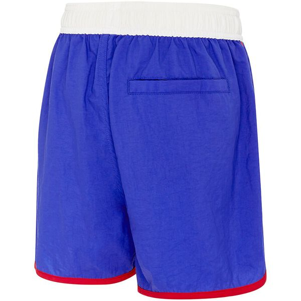 BOYS JUNIOR WAVE SHORT, Speed/Sports Red/White, hi-res