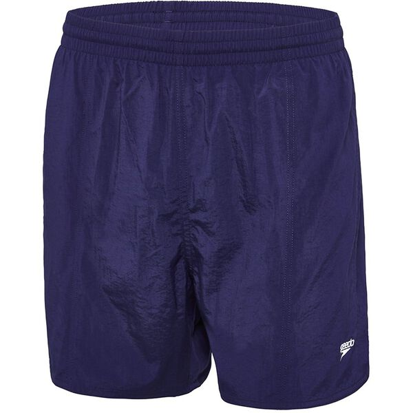 MENS SOLID LEISURE SHORT, Speedo Navy, hi-res