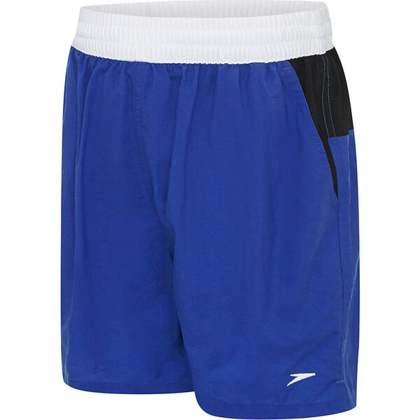 BOYS CONTRAST YOKE WATERSHORT