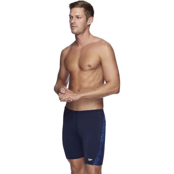 Mens Boom Waterboy, Speedo Navy/Laguna/Zest, hi-res