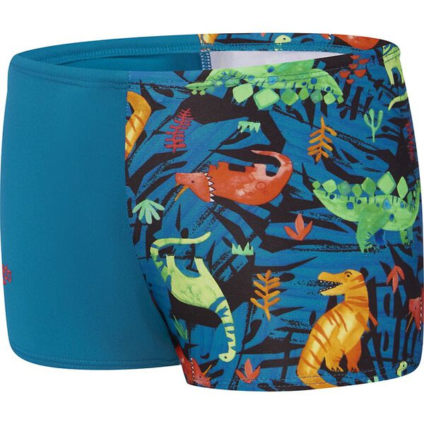 Toddler Boys Jurassic Jungle Aquashort
