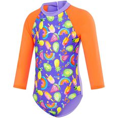 TODDLER GIRLS SUN SUIT