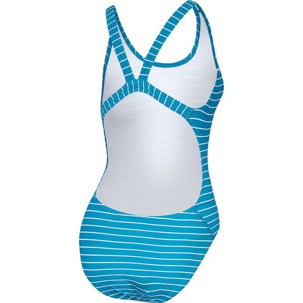 WOMENS LIMITLESS LEADERBACK ONE PIECE, LIMITLESS/NORDIC/WHITE, hi-res