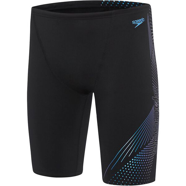 MENS CENTURY JAMMER, Black/Iridescent, hi-res