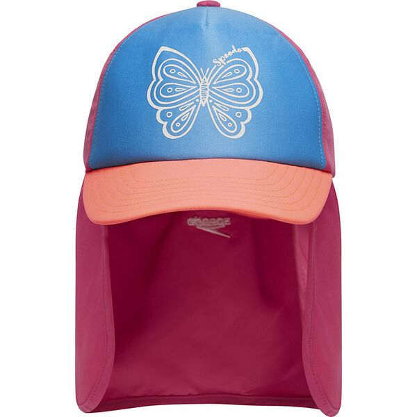 Toddler Girls Trucker Cap
