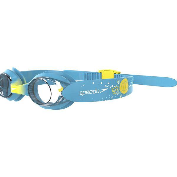 Infant Illusion Goggle, Turquoise/Yellow, hi-res