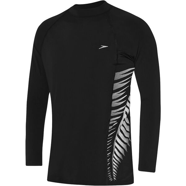MENS KIWI LONG SLEEVE SLIM FIT SUN TOP