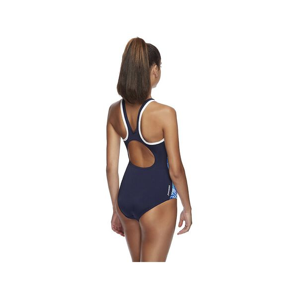 WOMENS MUSCLEBACK ONE PIECE, SHATTER ORB, hi-res