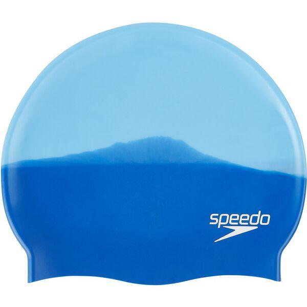 MULTI SILICONE CAP, NEON BLUE/JAPAN BLUE, hi-res