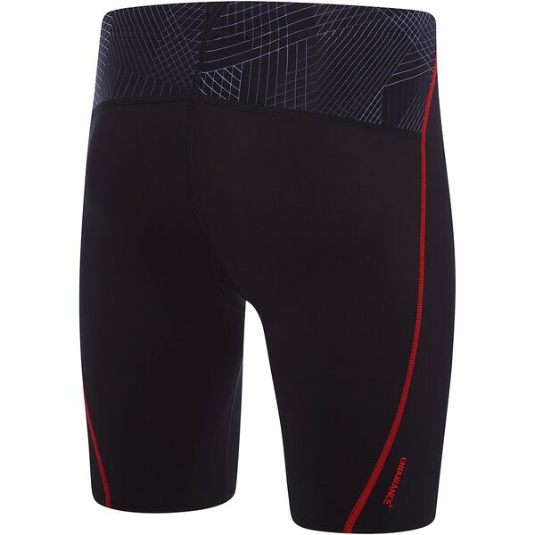MENS TRAX JAMMER, Black/USA Red, hi-res