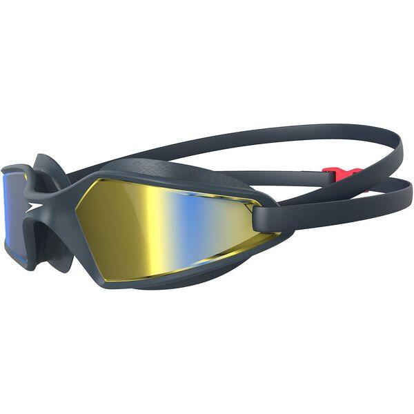 Hydropulse Mirror Goggle, Navy/ Oxid Grey/Blue, hi-res