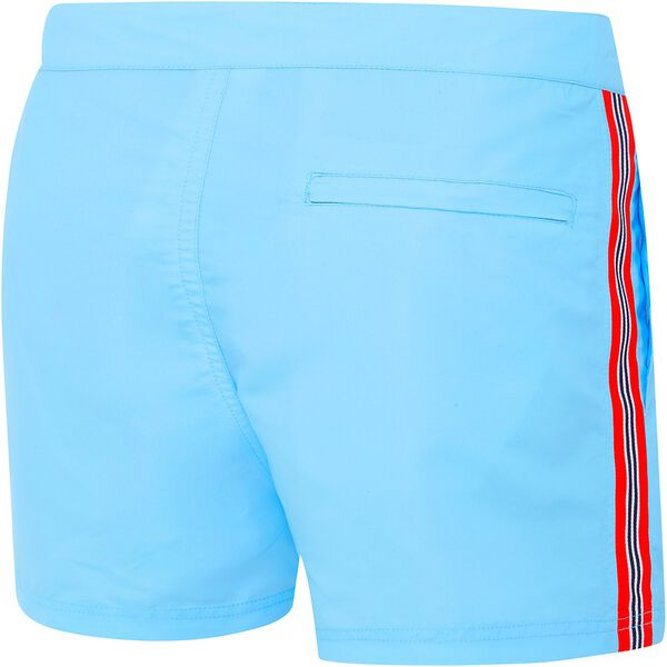 MENS 70'S SAND PIPER WATERSHORT, Cool Blue, hi-res