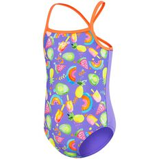 TODDLER GIRLS SHAPE WORLD TWINBACK ONE PIECE