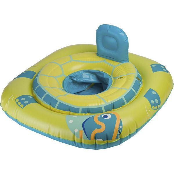 Swim Seat 0-1, Yellow/Turquoise/ Blue, hi-res