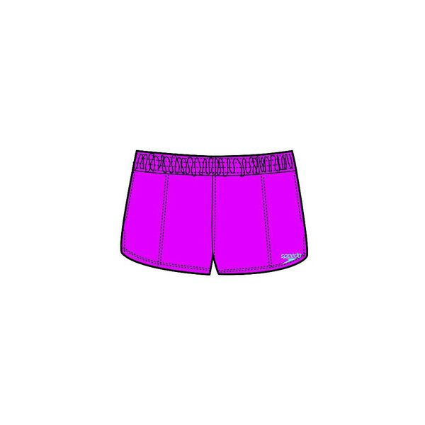 GIRLS CLASSIC WATERSHORT, Electrick Pink, hi-res