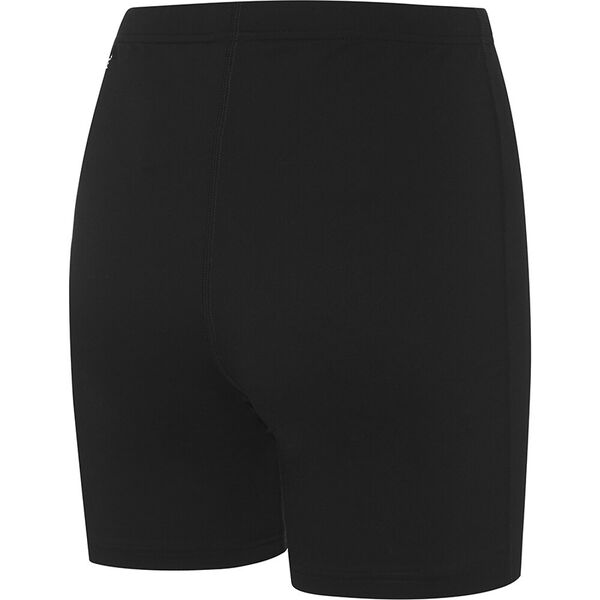 WOMENS SPORT SHORT, Black, hi-res