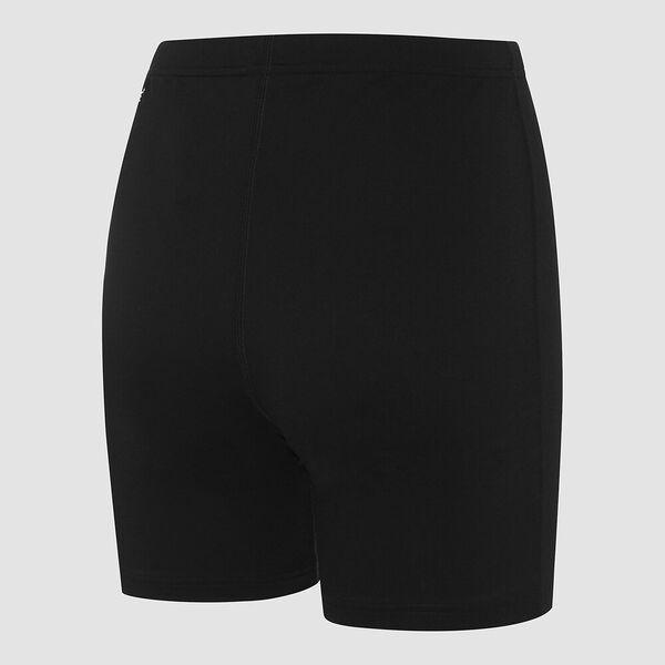Womens Sport Short, Black, hi-res