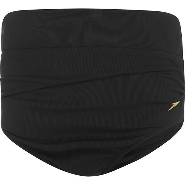 Women's Eco Ribbed Maternity Pant, Black, hi-res