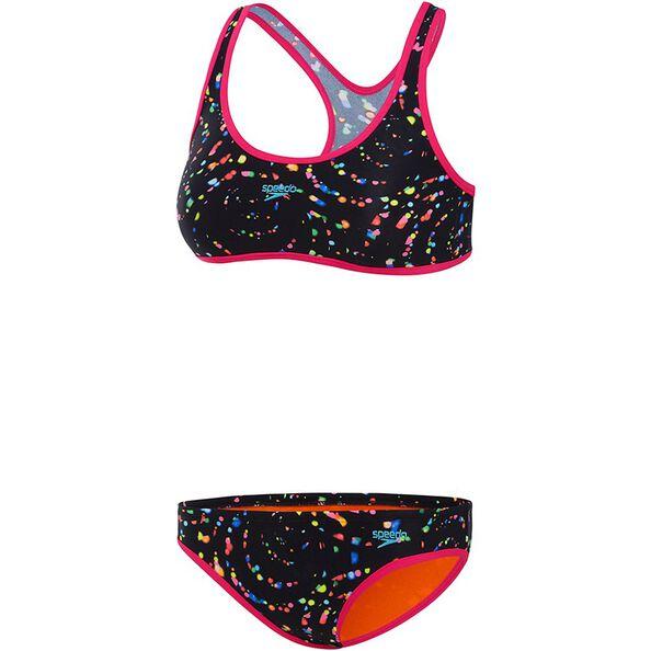 GIRLS PACIFIC OCEAN CROP SET, Light Swirl/Electrick Pink, hi-res
