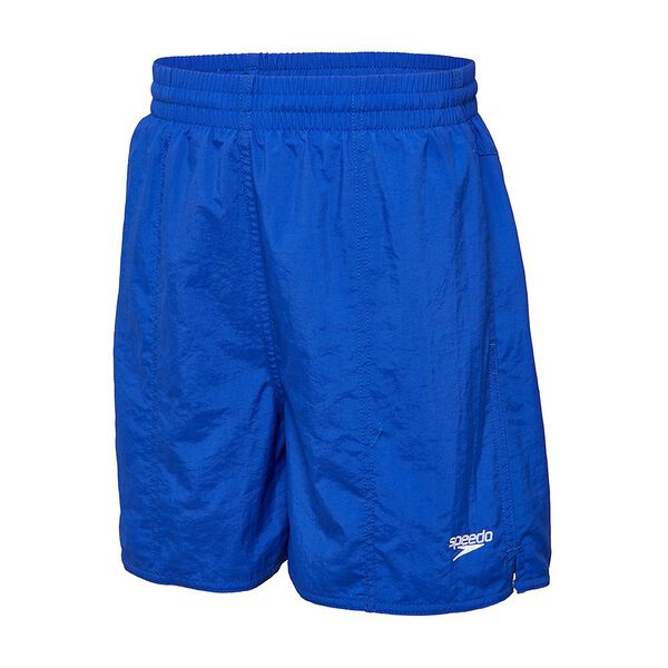 BOYS SOLID LEISURE SHORT, Speed, hi-res