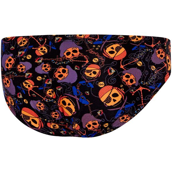 TODDLER BOYS PIRATE SKULL BRIEF, Pirate Skull, hi-res