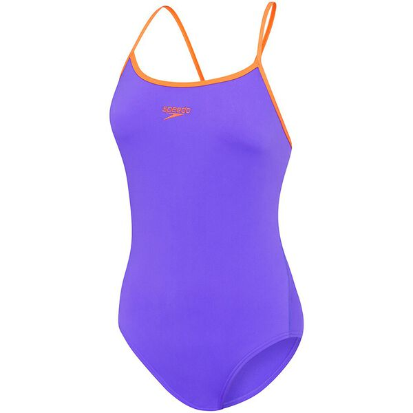 WOMENS TIE BACK ONE PIECE