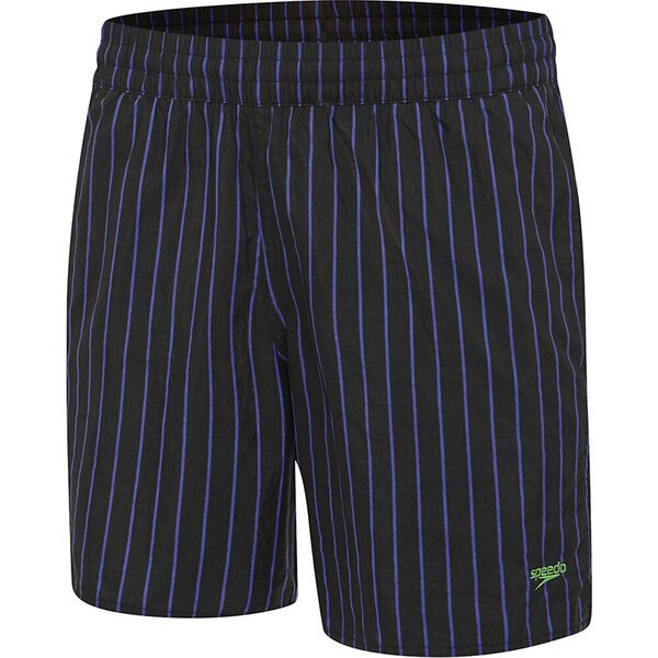 Mens Limitless Watershort, Black/Trick, hi-res