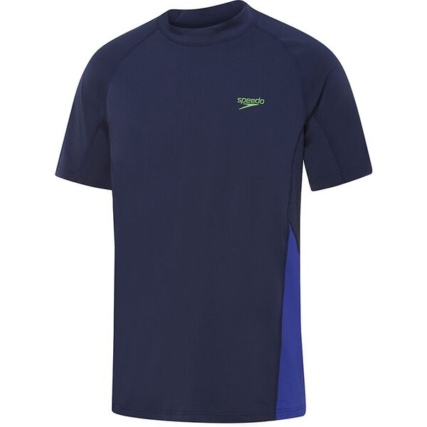Mens Flow Regular Short Sleeve Rashie