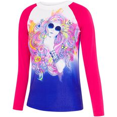 GIRLS LONG SLEEVE RASHIE