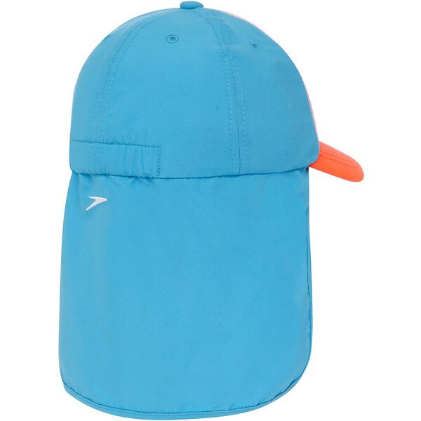 TODDLER BOYS TRUCKER CAP, Laguna/Flare/Cupid, hi-res