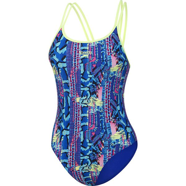 Teens Twin Strap Sport One Piece