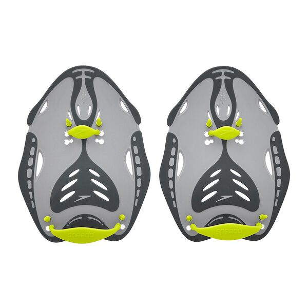 BIOFUSE POWER PADDLE, OXIDE GREY/LIME PUNCH, hi-res