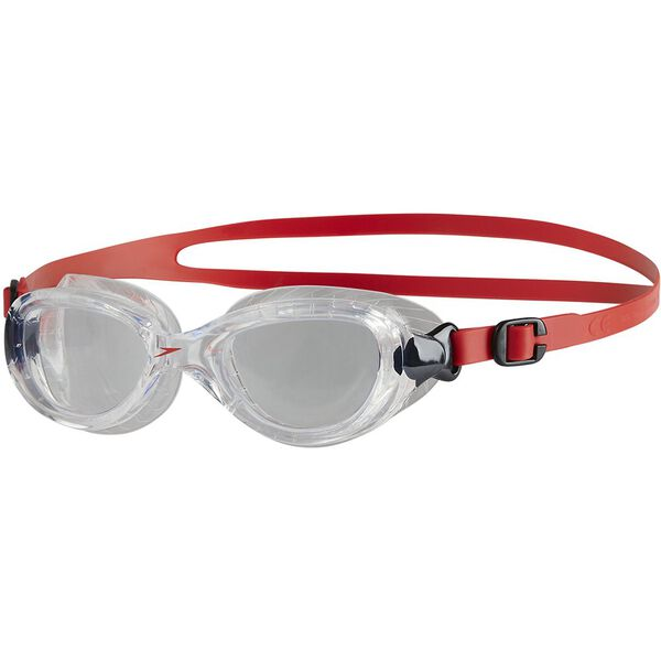 JUNIOR FUTURA CLASSIC, LAVA RED/CLEAR, hi-res