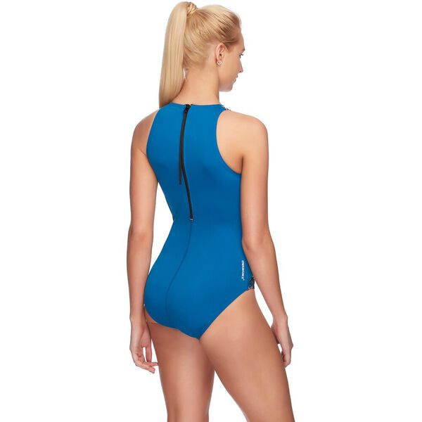 WOMENS FEATHERS TURBO SUIT ONE PIECE, WOODSTOCK/NORDIC, hi-res
