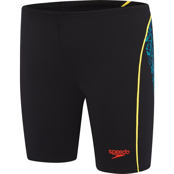 TODDLER BOYS BOOM JAMMER, Black/Lake/Marigold, hi-res