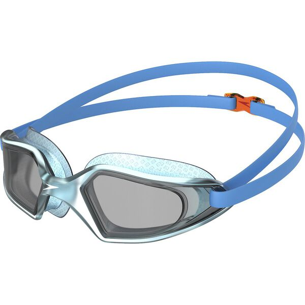 HYDROPULSE JUNIOR GOGGLE, POOL BLUE/CHILLI BLUE, hi-res