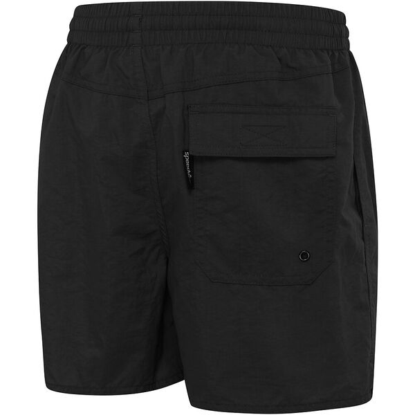 BOYS CLASSIC WATERSHORT, Black, hi-res