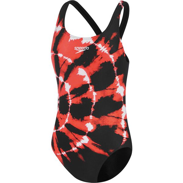 Girls School Colours Leaderback One Piece