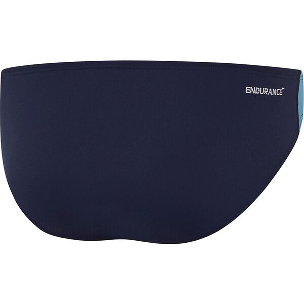 MENS MACCA BRIEF, Speedo Navy/Amazon/ Bluebell, hi-res