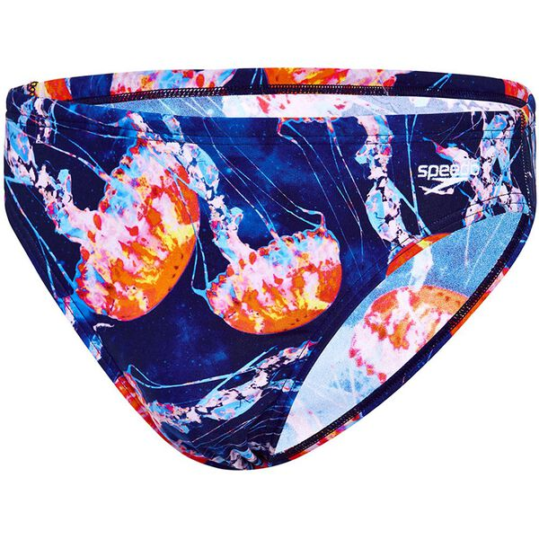 MENS JELLY GANG BRIEF