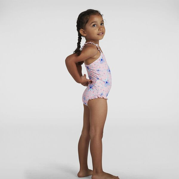 Toddler Girls Koko Koala Allover Thinstrap, Galinda / Hard Candy / Powder Blush / Marine Blue / Beautiful Blue, hi-res